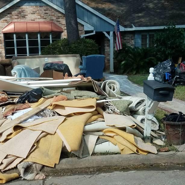 Clearing Debris III