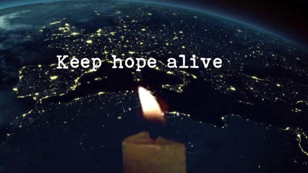 Keep hope alive